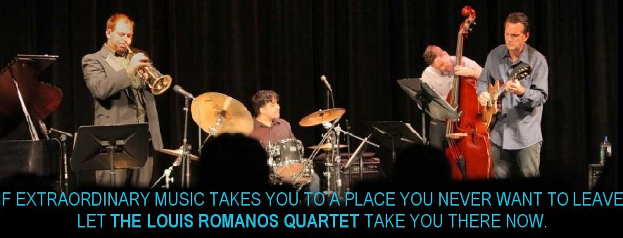 Louis Romanos Quartet